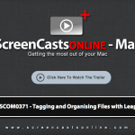 Leap screencast, Leap 3.1.3, Yep 3.1.3, Fresh 2.0.8